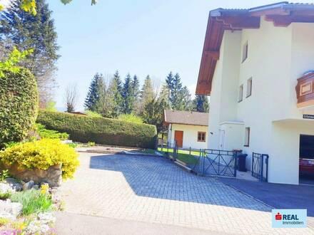 Sanierte Doppelhaushälfte mit großzügigen Garten in ruhiger Lage im Drautal