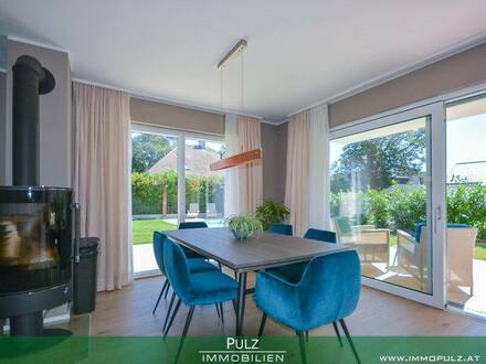 LUXUSWOHNUNG mit POOL