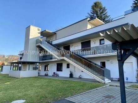 Neuwertige 3 Zimmer-Wohnung mit Blick ins Grüne!