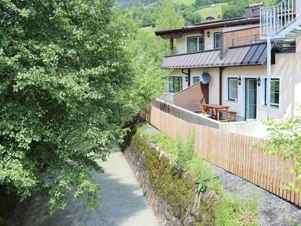 Eine ruhig gelegene Eigentumswohnung mit touristischer Nutzung in Brixen im Thale Nähe Kitzbühel