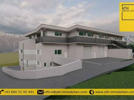 Neubau: Vielseitige Halle für Produktion und Lager mit Rampe