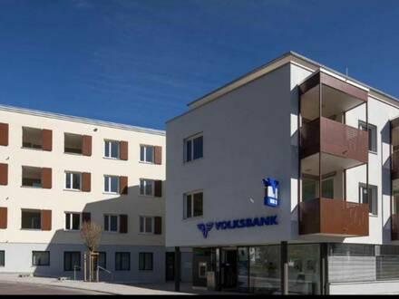 2-Zimmer Wohnung mit Balkon und Tiefgaragenplatz