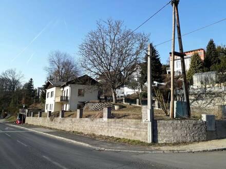 Wohnen und Arbeiten am Stadtrand von Linz / Urfahr