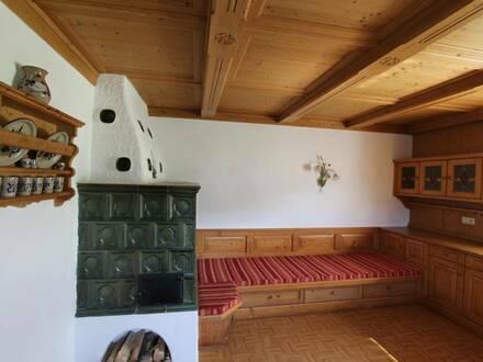 Wohnung in der Niederau zu vermieten