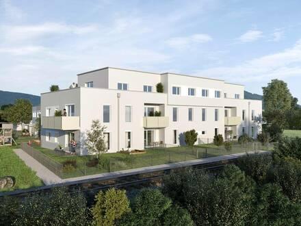 KirchberganderPielach Erstbezug OG 3Zimmer PKW-Abstellplatz Miete mit Kaufrecht 
