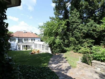 Wohlfühlambiente für (große) Familien bietet diese romantische Villa