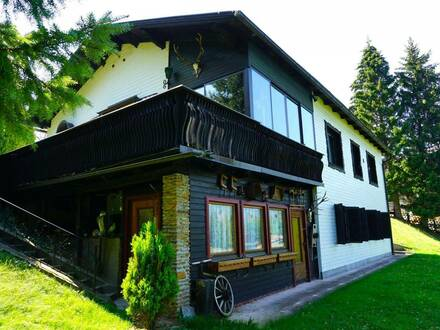 Traumhafte Landhaus-Residenz in Reichenau an der Rax AB SOFORT zu verkaufen!