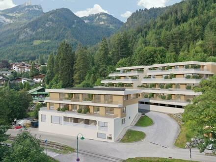 """""""Vorberg"""" - Terrassenanlage in Maurach am Achensee"""