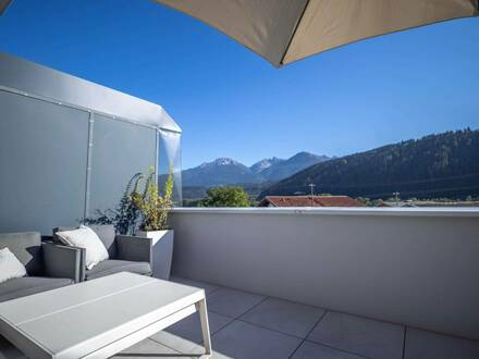 Traumobjekt - Wunderschöne, exklusive Maisonette-Wohnung in ruhiger Lage und mit Top Ausblick