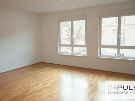 3-Zimmer Neubauwohnung mit TOP Grundriss | zentral begehbar | ruhig gelegene Schlafzimmer