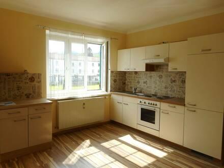Modern sanierte 2-Zimmer Wohnung in ruhiger Siedlungslage!