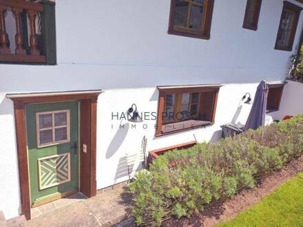 Miete: Gemütliche Souterrainwohnung mit Freizeitwohnsitz in Reith bei Kitzbühel