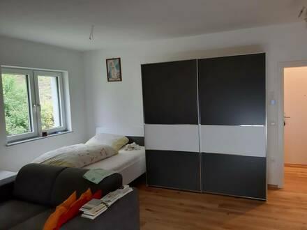 Leistbare 1-Raum Wohnung - möbliert !