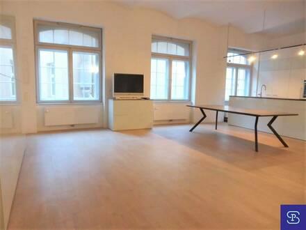 Loftähnlicher 150m² Altbau mit Einbauküche in Bestzustand - 1060 Wien