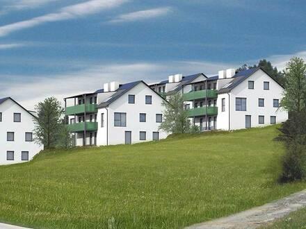 Hochneukirchen-Gschaidt. Geförderte Mietwohnung | 3 Zimmer | Balkon.