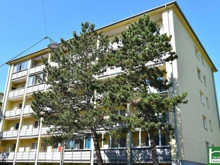 TOP LAGE! Helle ca. 43 m2 Wohnung inkl. ca. 6 m2 Loggia! NÄHE BAHNHOF HERNALS!