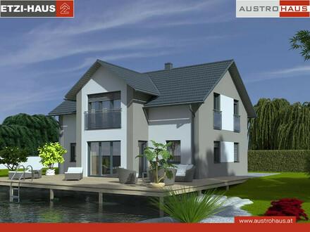 Einfamilienhaus aus Ziegel in Forchtenau ab € 286.228,-