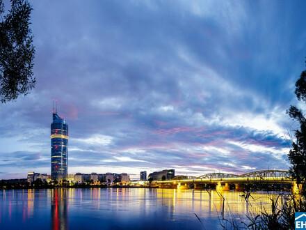 MILLENNIUM TOWER - Büroflächen mit Weitblick !
