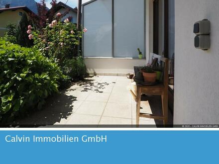 2-Zi-Terrassenwohnung in ruhiger, schöner Wohnlage RIF bei Salzburg-Süd!