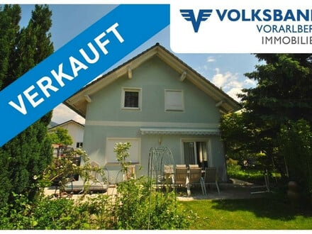Wunderbares Einfamilienhaus in Klaus!