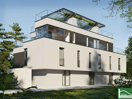 Living Marchfeldkanal - Tolles Objekt, große Dachterrasse, Nahe Bahnhof Floridsdorf, nur wenige Fahrminuten zu A22!