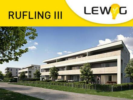 geförderte 4 Raum-Eigentumswohnung in Rufling
