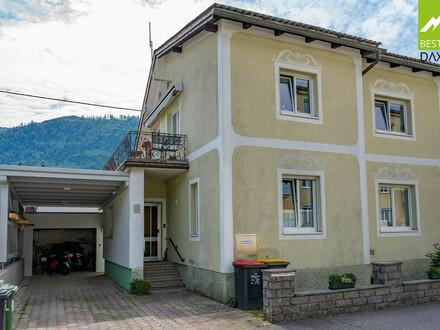 Kompaktes Einfamilienhaus in zentraler Lage von Ebensee am Traunsee!