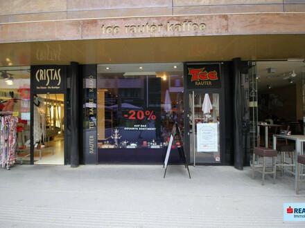 Kleines Geschäftslokal am Sparkassenplatz