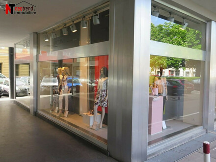Geschäftsraum in bester Zentrumslage mit 65 od. 130m² und modernster Ausstattung