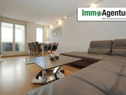 Geräumige und ruhig gelegene 4-Zimmer-Maisonettenwohnung mit Garten in Lustenau zu verkaufen