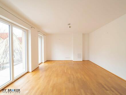 Wunderschöne Balkon-Wohnung in absoluter Grünruhelage