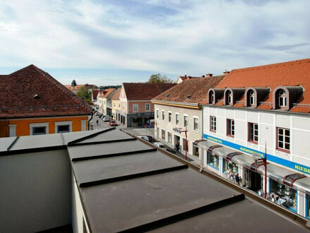 Über den Dächern von Fürstenfeld: Exklusives Penthouse (133m²) mit Terrasse und Lift! Provisionsfrei!