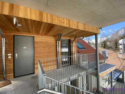 Privilegiertes Wohnen mit Terrasse über den Dächern von Innsbruck