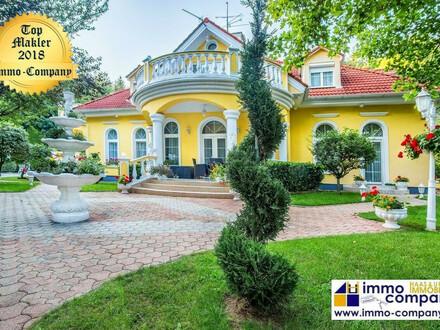 Großes Einfamilienhaus – Pension/Hotel mitten im Grünen/Alleinlage. Ca. 754m² WNfl, ca. 5000m² Grund – Kaufpreis 490.000…