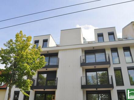 Dachterrassentraum inkl. Garagenstellplatz & Klimaanlage! - ERSTBEZUG!