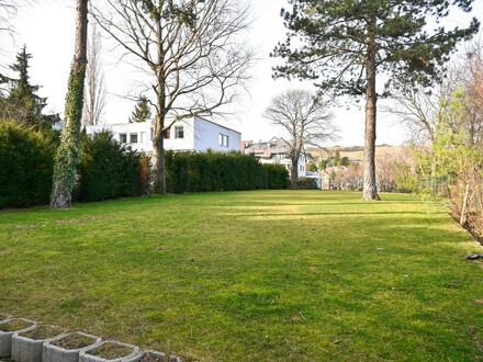 Parkähnliche Liegenschaft mit belagsfertiger großzügiger Neubau-Villa