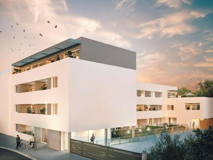 Wohnprojekt Wels-Neustadt, Penthouse-Wohnung TOP A14