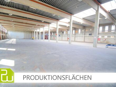 Neue repräsentative Lager - und Produktionsflächen in hervorragender Lage ! PROVISIONFREI !