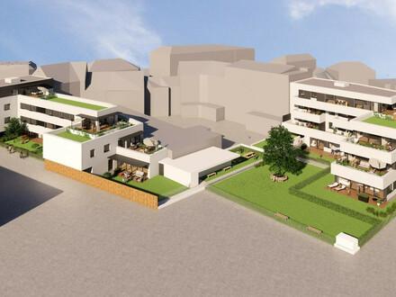 Wohnprojekt Wels-Neustadt, Erdgeschoßwohnung TOP A2