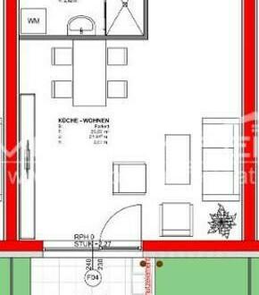 Provisionsfrei für den Käufer! Erstbezug! Gartenwohnung in absoluter Bestlage!