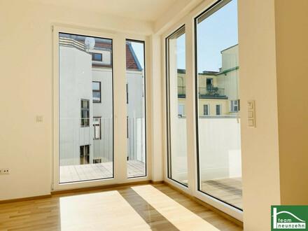 !!!NÄHE PRATER & U1 VORGARTENSTRASSE - URBANES WOHNEN - Balkon & Terrasse - ideale Raumaufteilung!!!