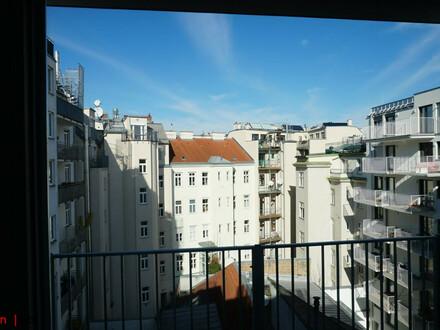 Topmoderne, klimatisierte Balkonwohnung im Dachgeschosswohnung - modernes Wohnkonzept