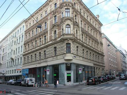Schöne 5-Zimmer Wohnung in Toplage des 8. Bezirks mit separater Küche - unbefristet