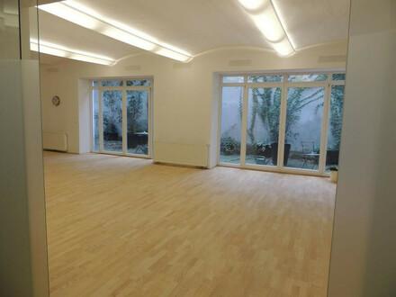 1160 Wien, Grundsteingasse, 262,13m2 derzeit Widmung Werkstatt, ruhig im Hinterhaus gelegen, Euro 650.000.- Verhandlungsbasis!