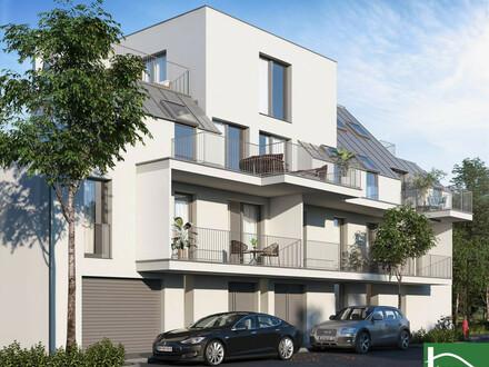 Perfekte 2 Zimmerwohnung + Loggia und traumhaften Balkon!! ZIEGELMASSIV BAUWEISE! Tolle Lage in Aspern! Ideale Verkehrsanbindung!!