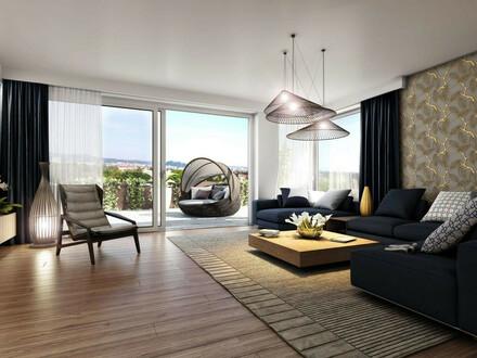 Moderne Maisonette-Wohnung mit TOP Ausstattung ++ große Terrasse!