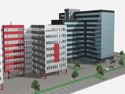 Moderne Büroflächen über zwei Etagen zu mieten!