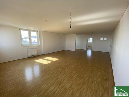 Moderne DG-Genossenschaftswohnung mit traumhaftem Ausblick über Wien! Perfekt für Familien oder Wohngemeinschaften!