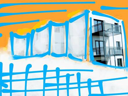 Fernblick über den Neusiedler See, Dachgeschosswohnung mit Balkon schlüsselfertig