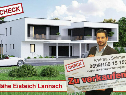 Neubau-Ziegelmassivhaus mit Carport Nähe Naturschutzgebiet!